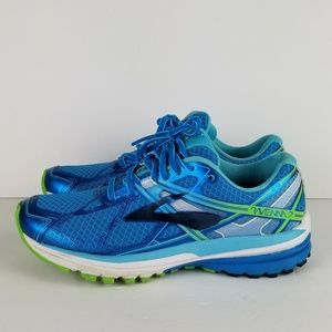 WOMENS BROOKS RAVENNA 7 RUNNING SHOES SIZE 8